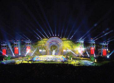 大慶燈光音響
